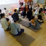 2014年5月20日(火)親子で楽しむお話会
