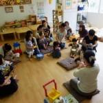 2014年6月3日(火)親子で楽しむお話会